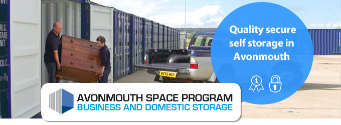 Self Storage Avonmouth